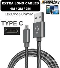 For Samsung Galaxy A3 & A5 (2017) Type C USB-C Sync Charger Charging Cable Lead