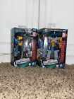 Transformers Earthrise Ironworks and Airwave (Both are 100% Complete)