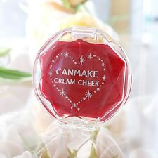 ☀CANMAKE TOKYO Cream Cheeks Clear Red Heart 2.3g