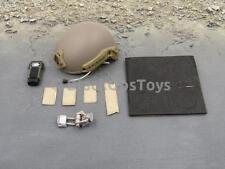 MSEGRU 1/6 Action Figure Mark Forester CCT USAF FAST Ballistic Helmet Sunglasses