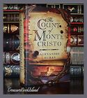 New Count of Monte Cristo by Alexandre Dumas Brand Hardcover Collectible Ed