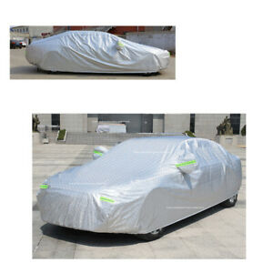 PREMIUM FULLY WATERPROOF CAR COVER COTTON LINED BMW 7 SERIES LWB F02