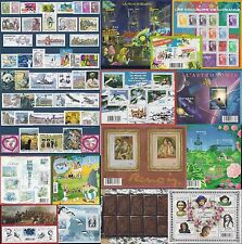 ANNEE COMPLETE FRANCE 2009** 44 timbres +13 Blocs NEUFS