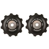Shimano Deore XT 10 Speed Upper/Lower Derailleur Bike Pulley Set