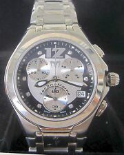 TechnoMarine Neo Classic Manta Collection Stainless Steel Watch