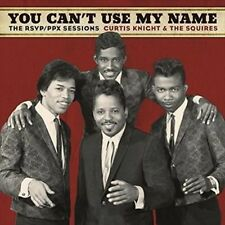 Curtis Knight Jimi Hendrix You Can't Use My Name 150gm Vinyl LP 2015