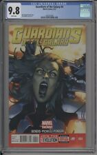 GUARDIANS OF THE GALAXY #4 - CGC 9.8 - SARA PICHELLI COVER AND ART - 2082327006