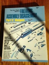 New listing Firearms Assembly/Disassembly - Part 5: Shotguns - Wood