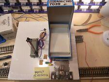 Märklin 7039 Hauptsignal geprüft, Funktion Top, gebraucht, mit OVP