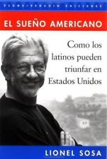 El Sueno Americano: De como los Latinos pueden lognar el exito en-ExLibrary