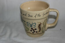 Bugs Beatles Worm Bee Butterfly Mug