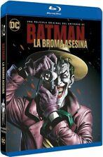Batman La Broma Asesina BluRay (SP)
