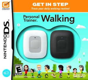 NDS-Walk With Me! (includes 2 Activity Meters) /NDS GAME NEW