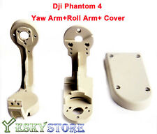DJI P4 Phantom 4 Gimbal Repair Set Yaw Arm+Roll Arm+Roll Arm Cover(adv/pro) OEM