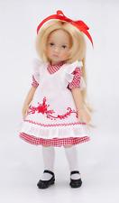 "Katjusa 10"" Vinyl Doll Tuesday's Child Sculpt by Dianna Effner for Boneka"