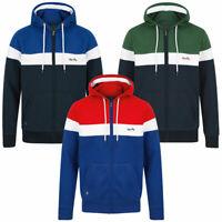 Tokyo Laundry Men's Northdale Zip Up Hoodie Hooded Top Hoody Sweater Sweatshirt