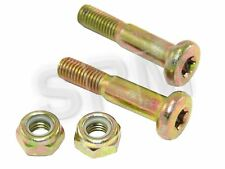 Front Left and Right Suspension Track Control Arm Pinch Bolts for Wishbone Pair