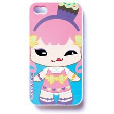 Cute iPhone 4/4S Case by Komadori 5-Pack All Characters