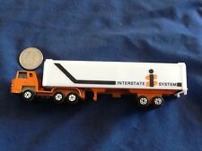 Yatming Interstate System 1/100 scale tractor trailer
