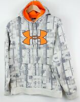 Under Armour Herren Locker Pullover Sweatshirt Größe M LZ209