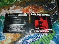 LA HAINE - MUSIQUES INSPIREES DU FILM (SOUNDTRACK) (CD 12 TRACKS) (154570 K)
