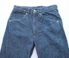 Levis Engineered Twisted Mens Rare Blue Vintage Jeans Zip Fly VGC - W28 L32