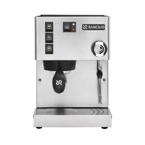 Rancilio Silvia V6 Espresso Machine/Maker. E Model - cut off. By Coffee-A-Roma