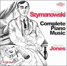 Karol Szymanowski: Complete Piano Music, New Music