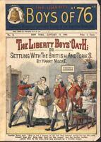 Liberty Boys Of '76 94 Issues Dime Novels On USB Flash Drive