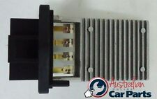 COMMODORE FAN RESISTOR VT VX VY VZ AC BLOWER MOTOR GENUINE HOLDEN NEW 92146293