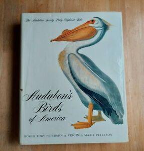 Audubon's Birds of America - Baby Elephant Folio - 1981 - 400+ Plates  HC