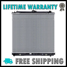 New Radiator For Nissan Frontier Pathfinder Xterrra Suzuki Equator 4.0 V6 5.6 V8