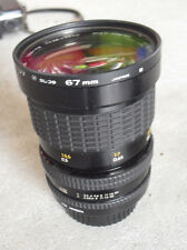 Sigma Zoom Lens f 3.5 4.5 28-85mm Multi-coated 8016038 Japan Camera Lens