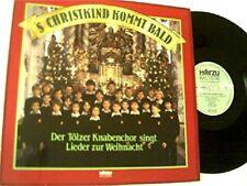 Tölzer Knabenchor | LP | 's Christkind kommt bald (1987)