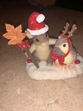 Charming Tails My Little Chick-A-Deer 87/206 Mouse & Bird