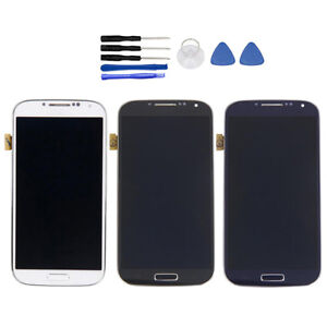 Screen LCD Touch Screen Digitizer Display Assembly for Samsung Galaxy S4 i9500