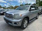 2014 Toyota Sequoia 4WD Limited 2014 Toyota Sequoia, GRAY with 63836 Miles available now!