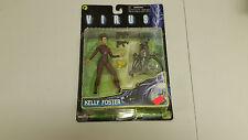 Brand New Virus Kelly Foster action figure, ReSaurus, Nice condition!