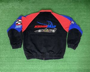 Newman Haas Racing (ChampCar CART Indy Car 500) Jacket Size L Embroidered