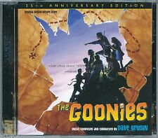 "Dave Grusin ""THE GOONIES"" score Varese Club CD SEALED sold out"