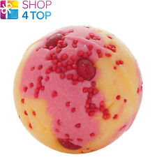 TOTALLY TROPICAL BATH CREAMER BOMB COSMETICS MANGO PINEAPPLE HANDMADE NATURAL