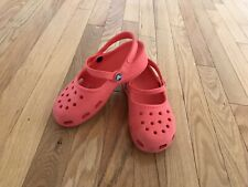 Childrens EVA Rubber Clogs Beach Shoes Pool Sandals Mules Sizes 4-2 junior NEW