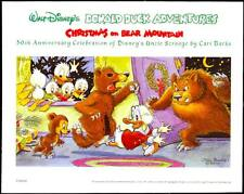 GUYANA #3334 DONALD DUCKS BEAR MOUNTAIN BOOKLET