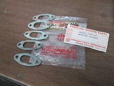 NOS Kawasaki Exhaust Gaskets 1970 MB1 312301-1443-00 312301-1443 QTY5