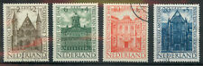 Netherlands 1948 Cultural and Social Relief Fund set used & MM mint