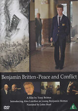 [NEW] DVD: BENJAMIN BRITTEN - PEACE AND CONFLICT