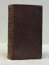 LES MOEURS DES ISRAELITES ET DES CHRE'TIENS- L'Abbe Claude Fleury, Catholic,1720