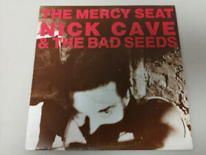 """NICK CAVE & THE BAD SEEDS """"THE MERCY SEAT"""" ORIG FR 1988"""