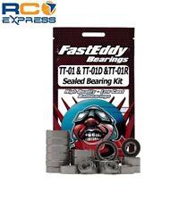 FastEddy Bearings Tamiya TT-01 Chassis Sealed Bearing Kit TFE1389