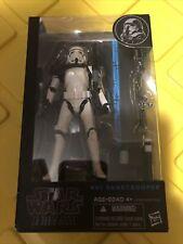 Hasbro Disney - Star Wars Black Series Blue Box #01 Sandtrooper Factory Sealed